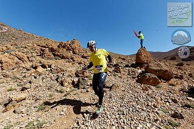 J.4 - Course à pied, Col de Tizi / Ait Daoud